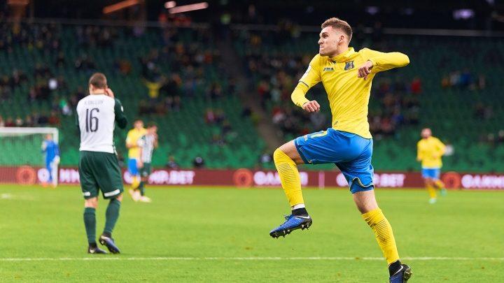 Дмитрий Скопинцев остается в Ростове!