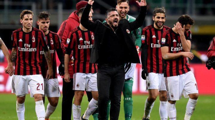 «Милан» победил «Дженоа» и поднялся в зону Лиги чемпионов