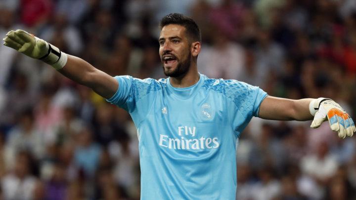 «Реал» близок к потере своего голкипера.