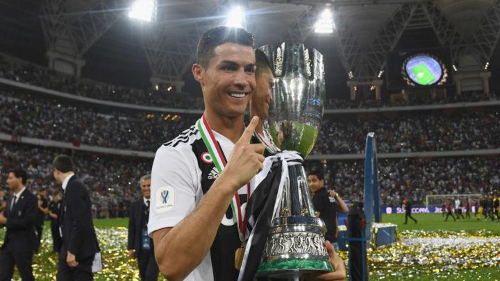 Ювентус выигрывает Суперкубок Италии
