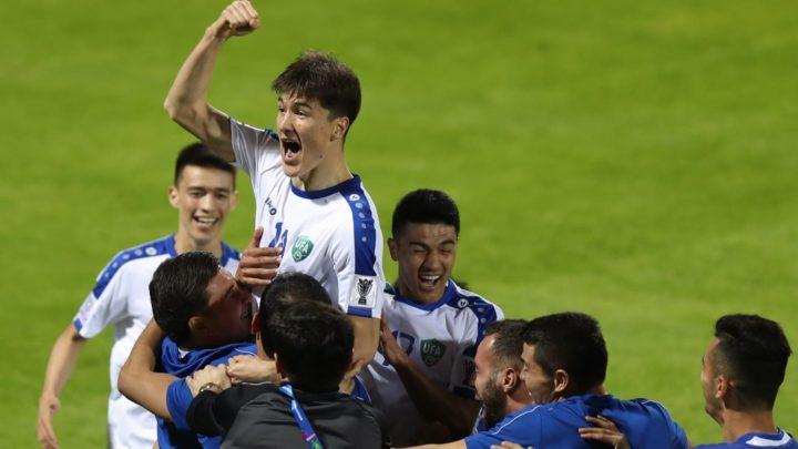 «Наши» в Кубке Азии…