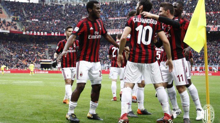 «Милан» выбил «Наполи» из Кубка Италии