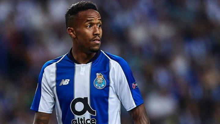 Бразильский защитник  Эдер Милитан может покинуть «Порту».