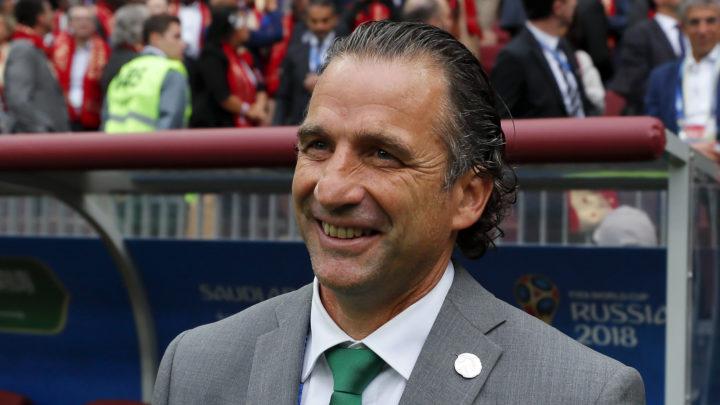 Пицци покинул пост главного тренера сборной Саудовской Аравии