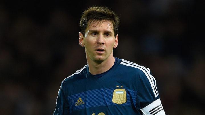 Месси возвращается в сборную Аргентины