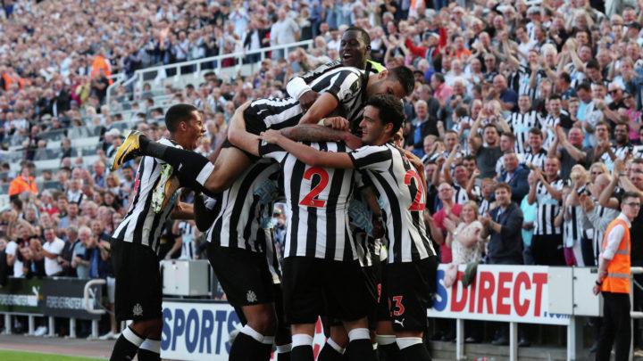 «Ньюкасл» вышел в 1/16 Кубка Англии.