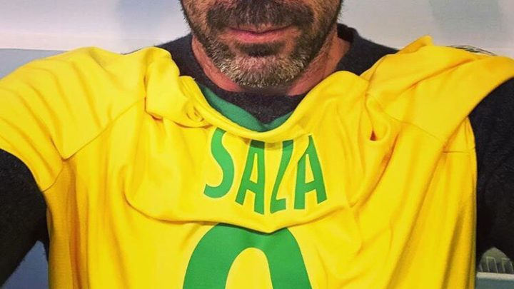 «Помолимся за Салу»,