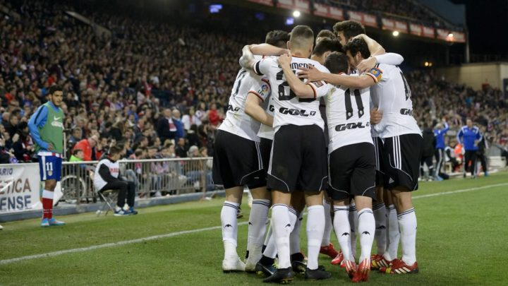 «Валенсия» в полуфинале Кубка Испании