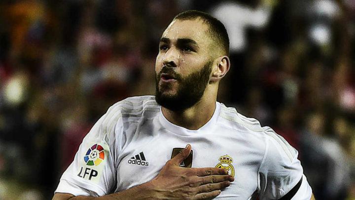 Бензема 6-й в списке лучших бомбардиров в истории «Реала»
