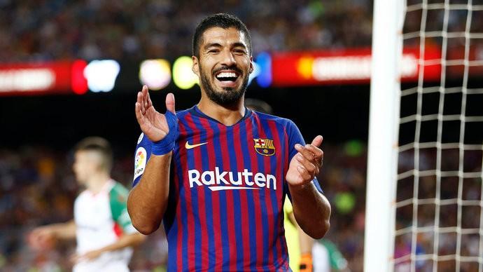 Суареса может пропустить  матч с «Реалом»