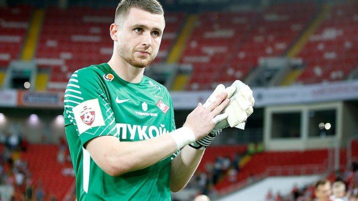 Селихов вернулся в общую группу «Спартака»