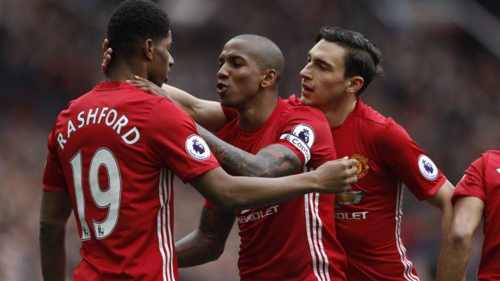 Гол Рашфорда принёс «Манчестер Юнайтед» победу над «Лестером»