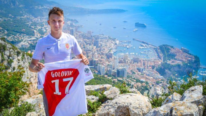Головин попал в заявку «Монако» на матч с «Тулузой»