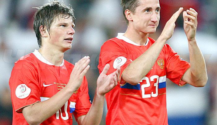 Аршавин и Быстров получили тренерскую лицензию категории C