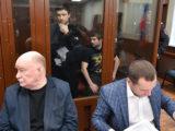 Заседание суда по делу Кокорина и Мамаева