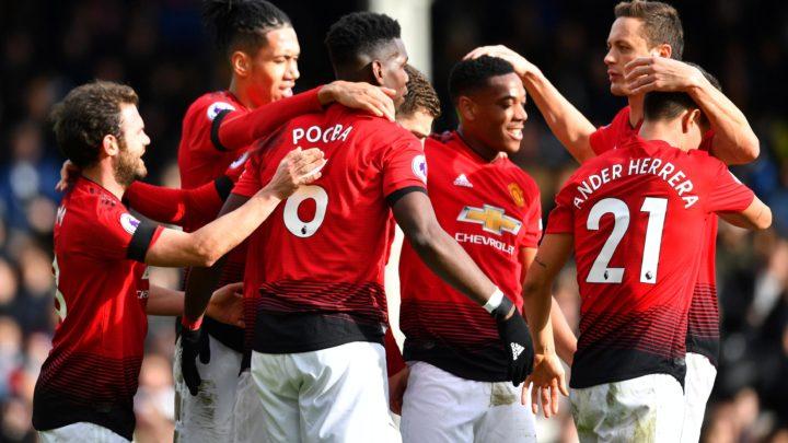Дубль Погба помог «Манчестер Юнайтед» разгромить «Фулхэм»