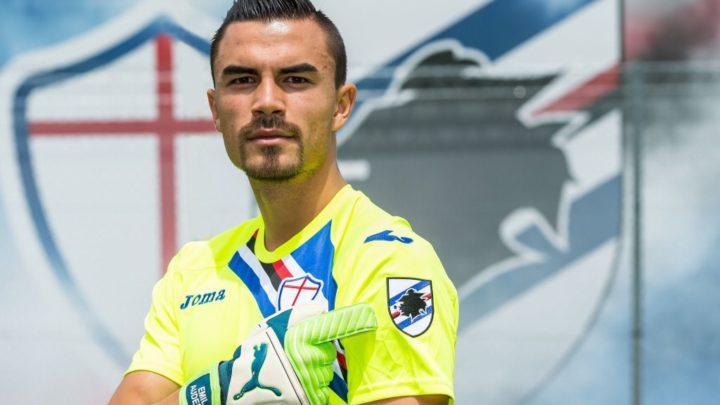 «Сампдория» выкупила вратаря Эмиля Аудеро у «Ювентуса»