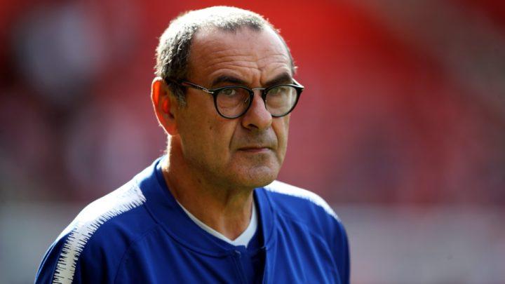 «Рома» предложила Сарри занять пост главного тренера