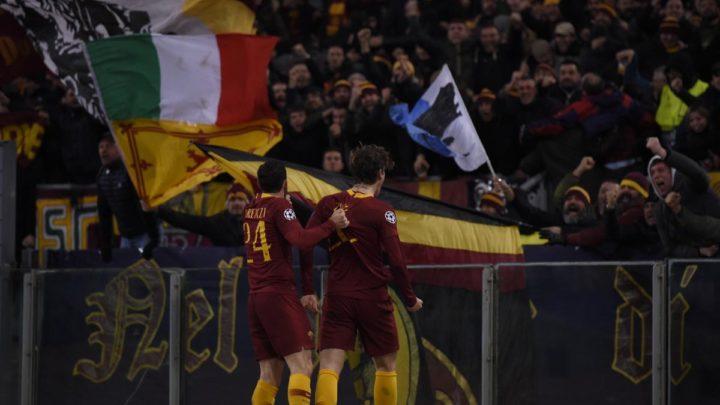 «Рома» переиграла  «Порту»