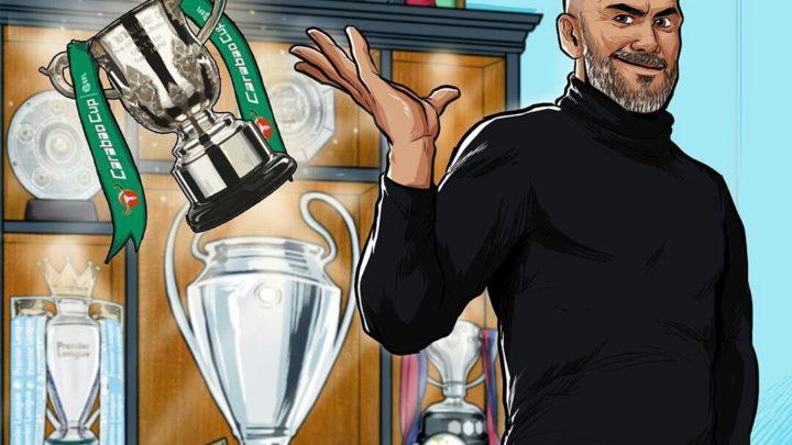 Гвардиола выиграл 25-й трофей