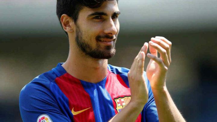 «Эвертон» хочет выкупить у «Барселоны» Андре Гомеша