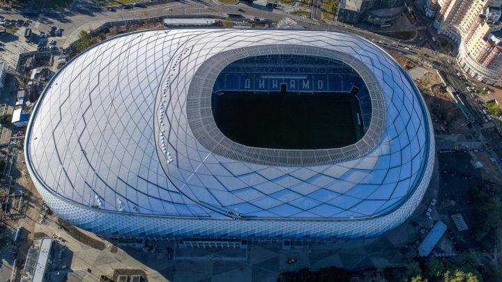 Стадион «Динамо» получил от РФС сертификат первой категории
