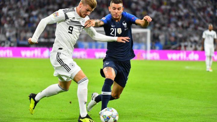 «Бавария» согласовала контракты с Вернером и Лукасом Эрнандесом
