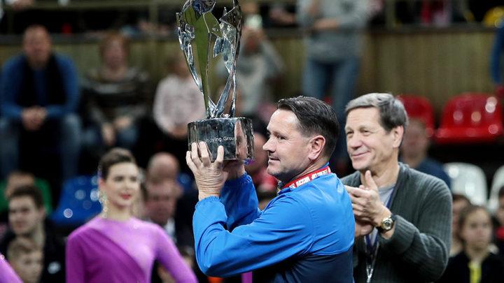 Сборная России  11-й раз в истории выиграла Кубок Легенд