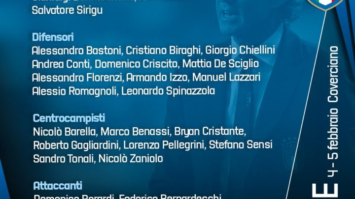 Квальярелла вызван в сборную Италии