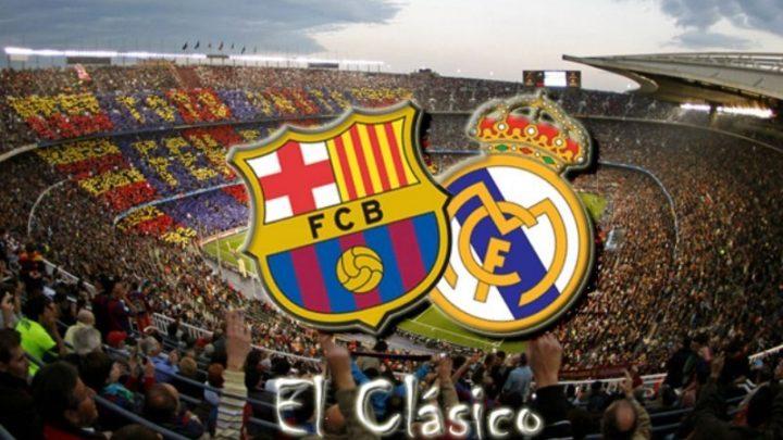 239-й матч между Барселоной и Реалом