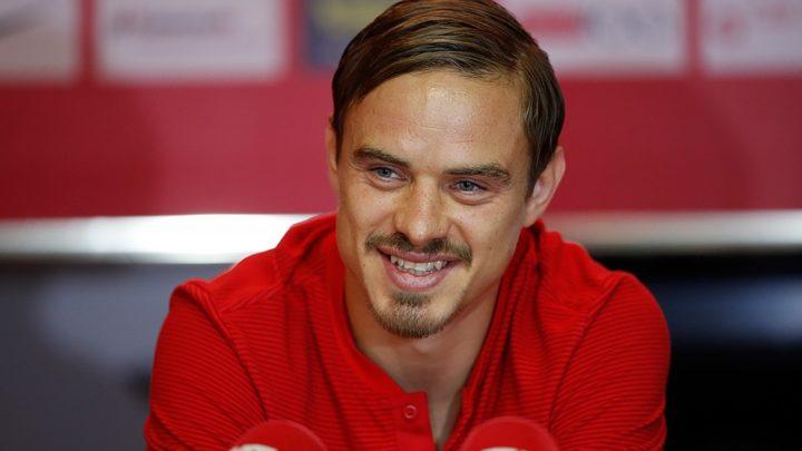 «Спартак» поздравил Ещенко с 35-летием