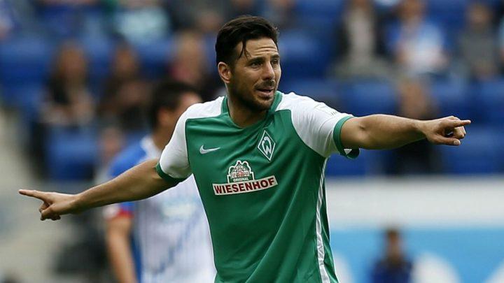 Писарро стал самым возрастным автором гола в Бундеслиге
