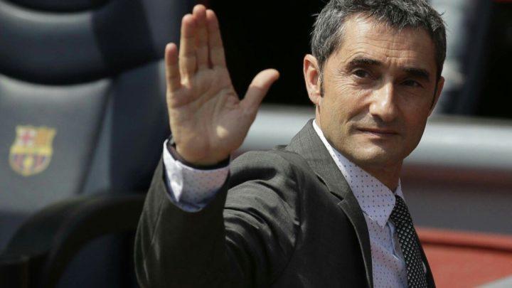 Вальверде продлил контракт с «Барселоной»