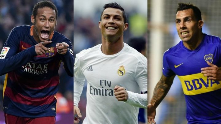 Мировые звезды футбола отмечают дни рождения