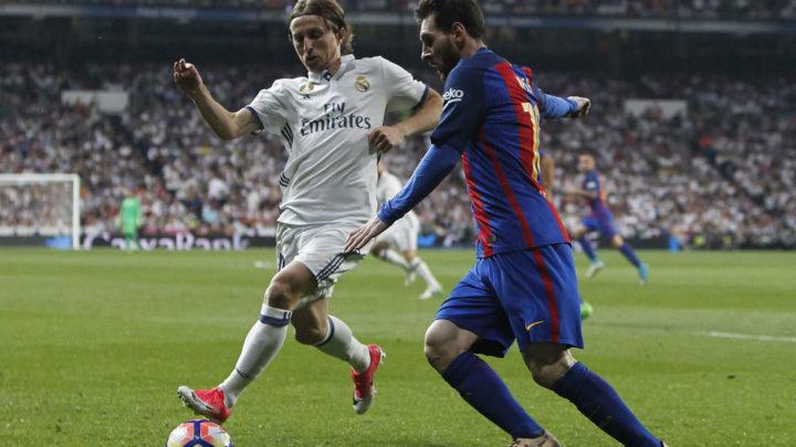 «Барселона» и «Реал» сыграли вничью в Кубке Испании
