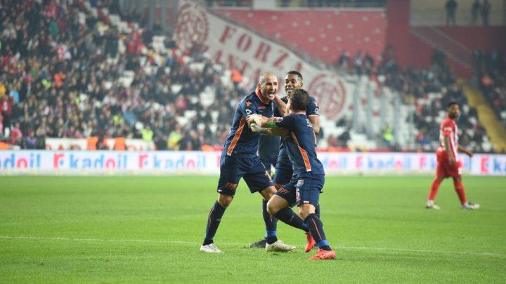 Кудряшов забил гол в дебютном матче за «Истанбул Башакшехир»