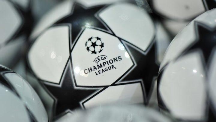 Определены все участники 1/4 финала Лиги чемпионов