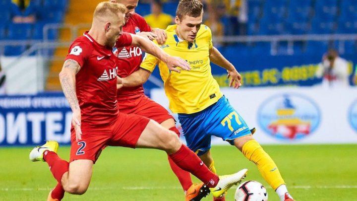 «Ростов» сыграл в ничью с «Енисеем»