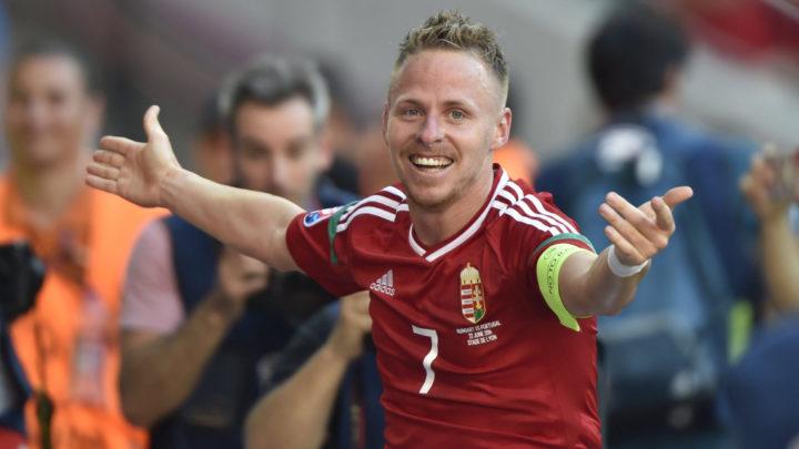 Джуджак провёл 100-й матч за сборную Венгрии