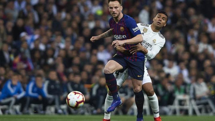 «Барселона» сильнее «Реала»