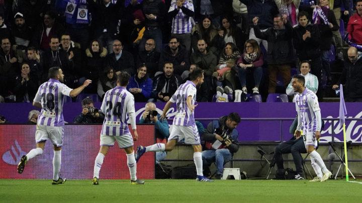 «Вальядолид» вырвал победу в компенсированное время матча с «Эйбаром»