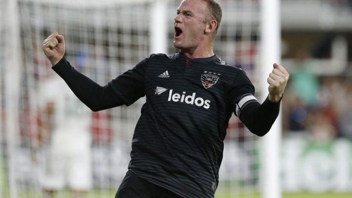 Уэйн Руни оформил свой первый хет-трик в MLS