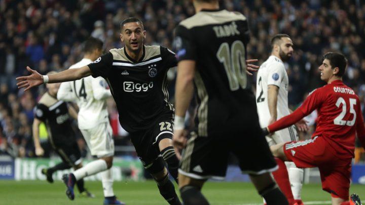 «Реал» впервые за 9 лет не вышел в 1/4 финала Лиги чемпионов