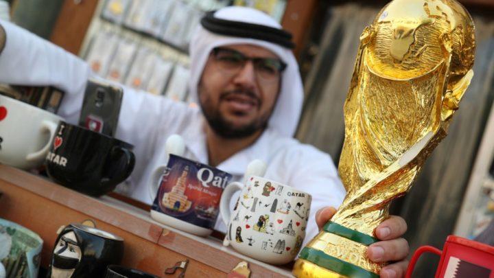 Катар заплатил ФИФА 880 млн долларов за право провести ЧМ-2022.