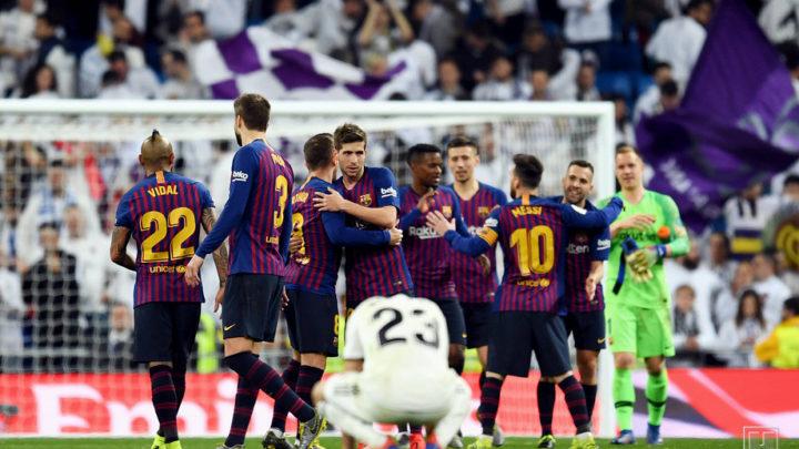«Реал» проиграл «Барселоне» 0:3. Как это было