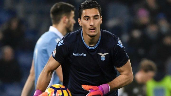 «Тоттенхэм» хочет подписать голкипера «Лацио»