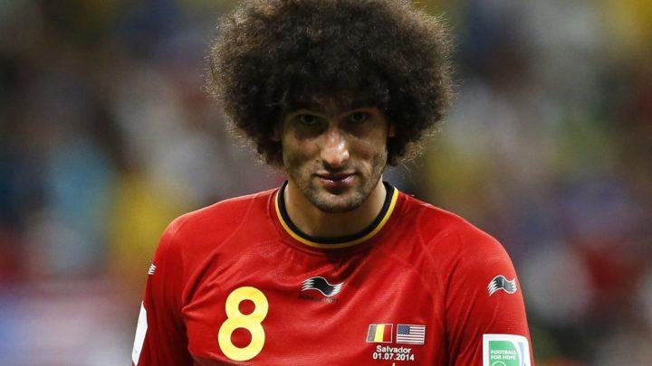 Феллайни завершил карьеру в сборной Бельгии