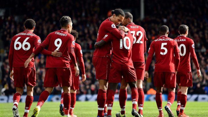 «Ливерпуль» обыграл «Фулхэм» и вышел в лидеры чемпионата Англии