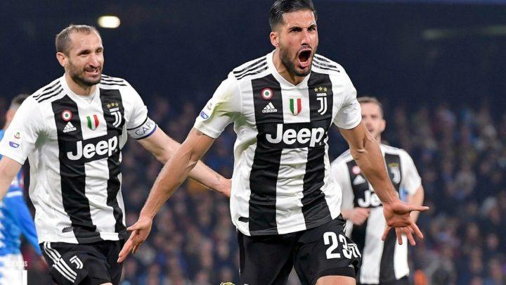 «Ювентус» выигрывает в Неаполе