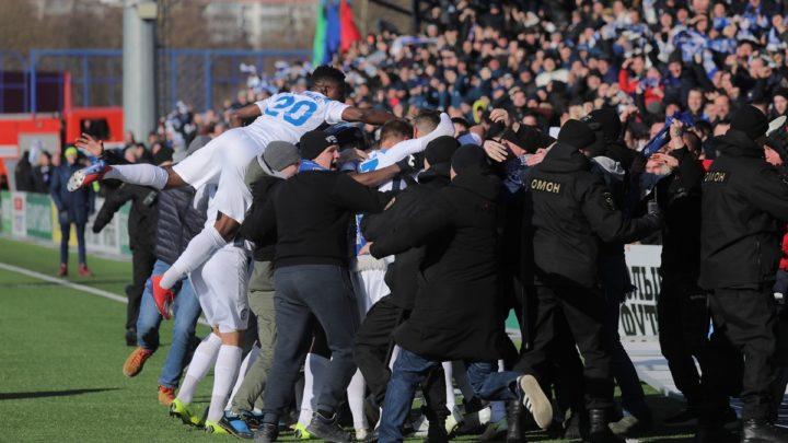 Динамо-Брест – победитель суперкубка Беларуси 2019